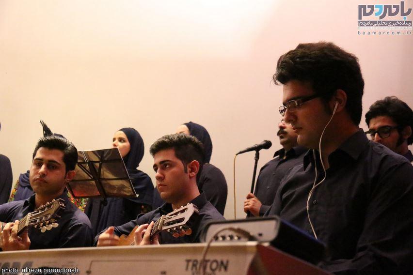 اولین ارکستر شرق گیلان در لاهیجان 19 - اولین ارکستر شرق گیلان در لاهیجان برگزار شد