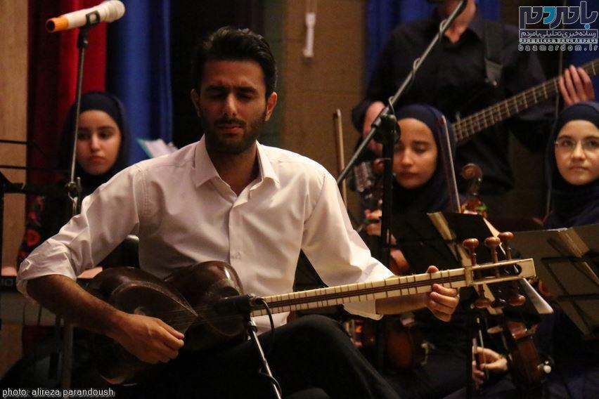 اولین ارکستر شرق گیلان در لاهیجان 20 - اولین ارکستر شرق گیلان در لاهیجان برگزار شد