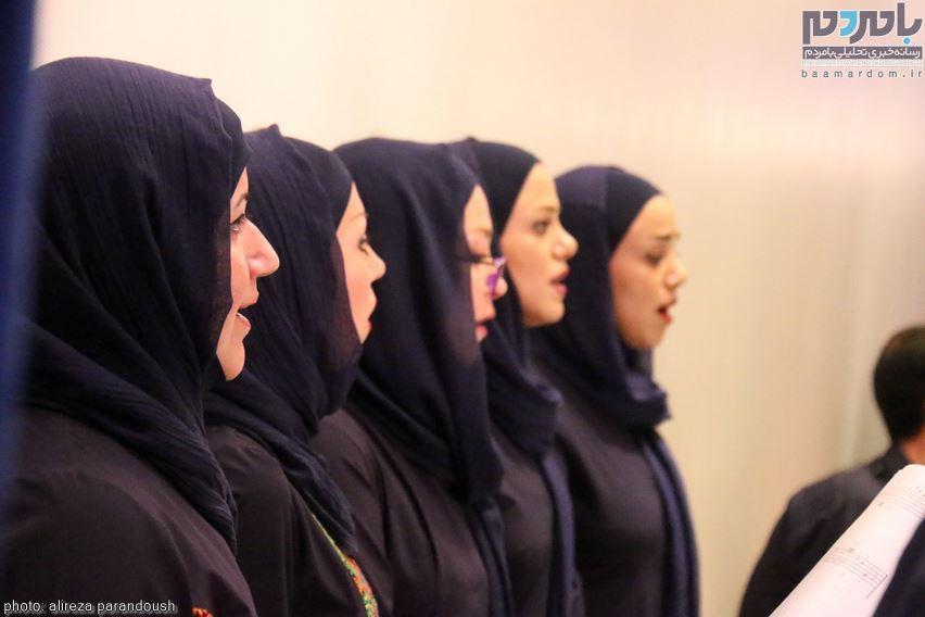 اولین ارکستر شرق گیلان در لاهیجان 23 - اولین ارکستر شرق گیلان در لاهیجان برگزار شد