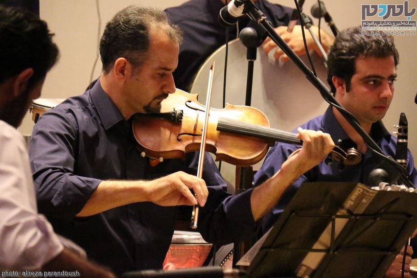 اولین ارکستر شرق گیلان در لاهیجان 27 - اولین ارکستر شرق گیلان در لاهیجان برگزار شد