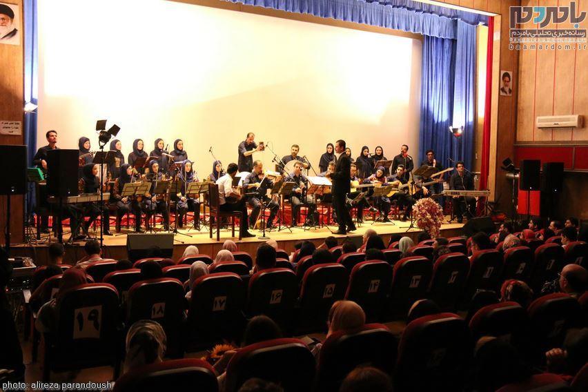 اولین ارکستر شرق گیلان در لاهیجان 29 - اولین ارکستر شرق گیلان در لاهیجان برگزار شد