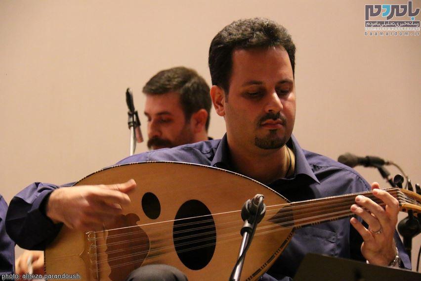اولین ارکستر شرق گیلان در لاهیجان 33 - اولین ارکستر شرق گیلان در لاهیجان برگزار شد