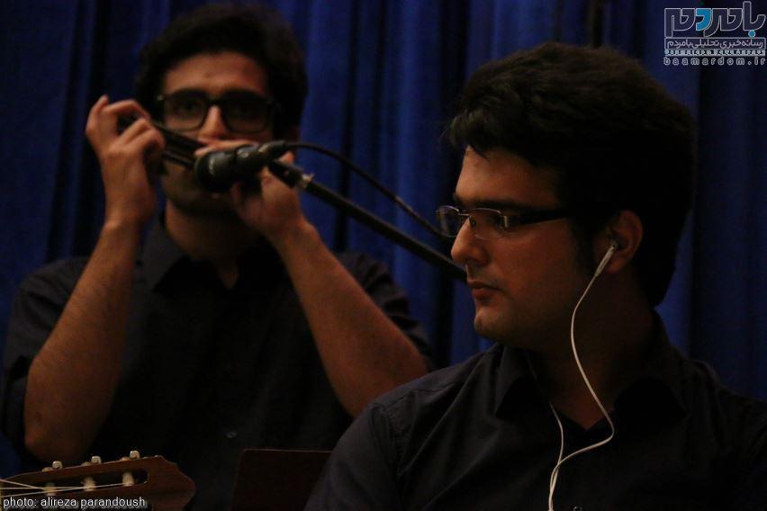 اولین ارکستر شرق گیلان در لاهیجان 37 - اولین ارکستر شرق گیلان در لاهیجان برگزار شد