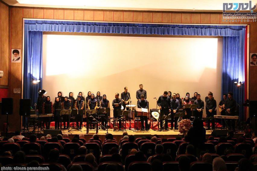 اولین ارکستر شرق گیلان در لاهیجان 4 - اولین ارکستر شرق گیلان در لاهیجان برگزار شد