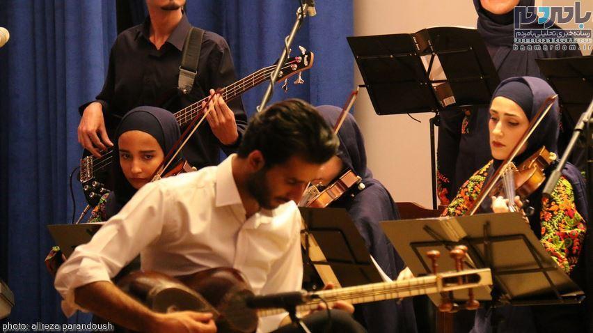 اولین ارکستر شرق گیلان در لاهیجان 42 - اولین ارکستر شرق گیلان در لاهیجان برگزار شد