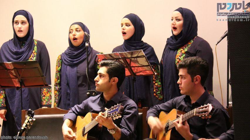 اولین ارکستر شرق گیلان در لاهیجان 43 - اولین ارکستر شرق گیلان در لاهیجان برگزار شد