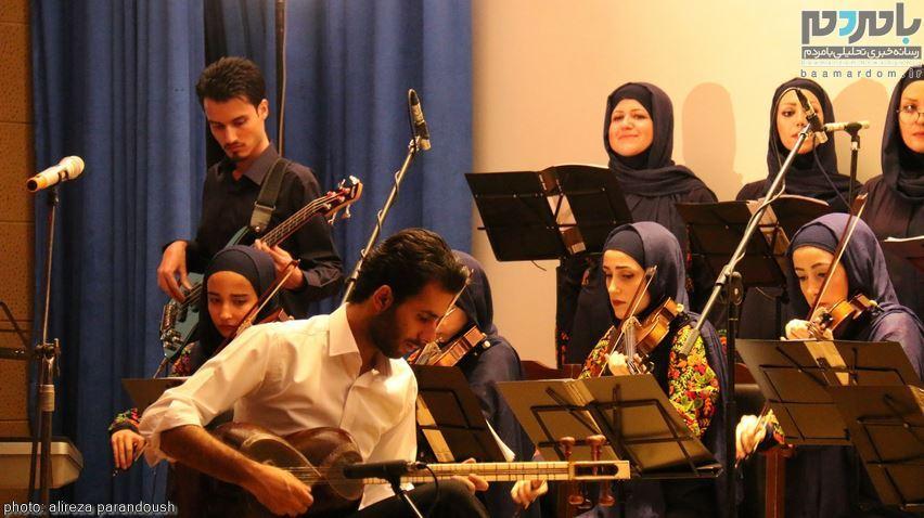 اولین ارکستر شرق گیلان در لاهیجان 44 - اولین ارکستر شرق گیلان در لاهیجان برگزار شد