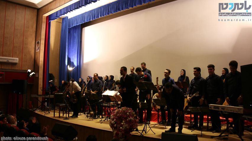 اولین ارکستر شرق گیلان در لاهیجان 47 - اولین ارکستر شرق گیلان در لاهیجان برگزار شد