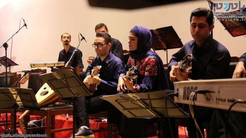 اولین ارکستر شرق گیلان در لاهیجان 52 - اولین ارکستر شرق گیلان در لاهیجان برگزار شد