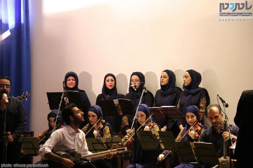 اولین ارکستر شرق گیلان در لاهیجان 67 - اولین ارکستر شرق گیلان در لاهیجان برگزار شد
