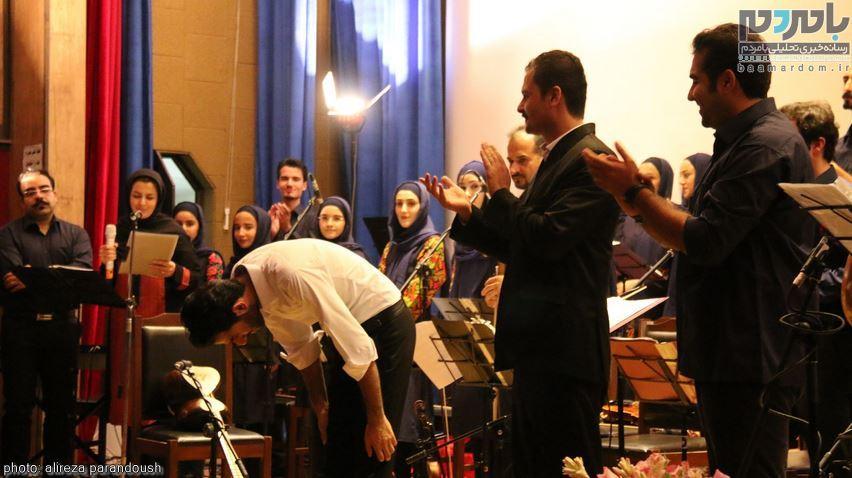 اولین ارکستر شرق گیلان در لاهیجان 72 - اولین ارکستر شرق گیلان در لاهیجان برگزار شد
