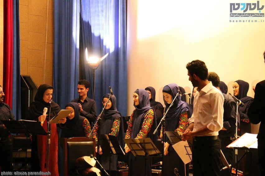 اولین ارکستر شرق گیلان در لاهیجان 74 - اولین ارکستر شرق گیلان در لاهیجان برگزار شد