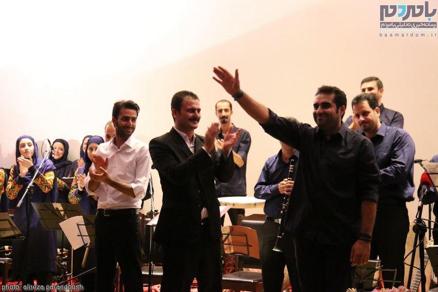 اولین ارکستر شرق گیلان در لاهیجان 76 - اولین ارکستر شرق گیلان در لاهیجان برگزار شد