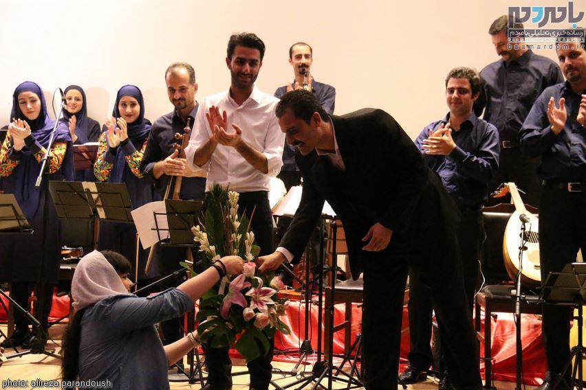 اولین ارکستر شرق گیلان در لاهیجان 77 - اولین ارکستر شرق گیلان در لاهیجان برگزار شد