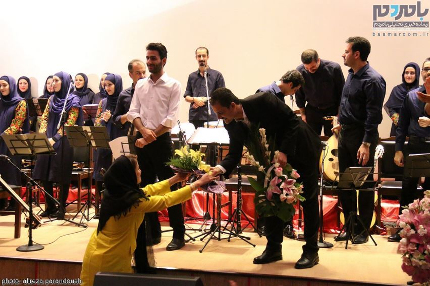 اولین ارکستر شرق گیلان در لاهیجان 78 - اولین ارکستر شرق گیلان در لاهیجان برگزار شد