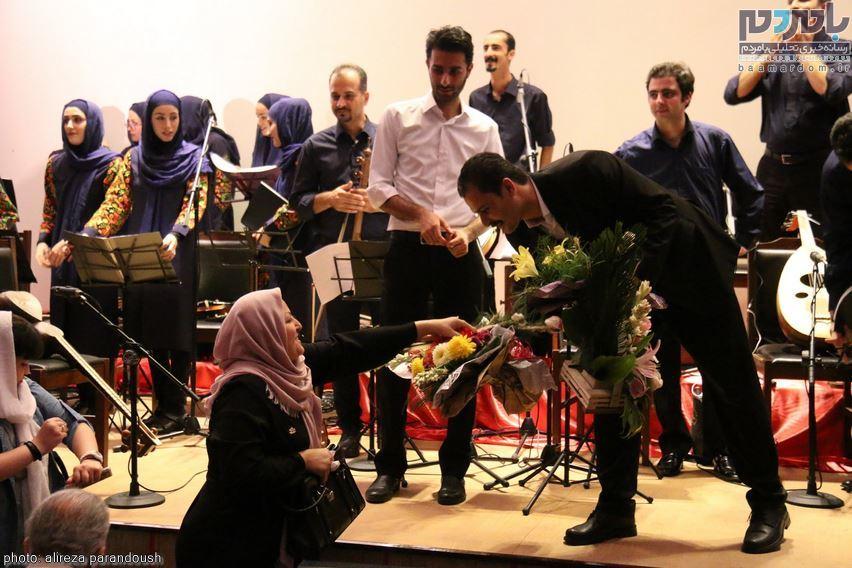 اولین ارکستر شرق گیلان در لاهیجان 80 - اولین ارکستر شرق گیلان در لاهیجان برگزار شد