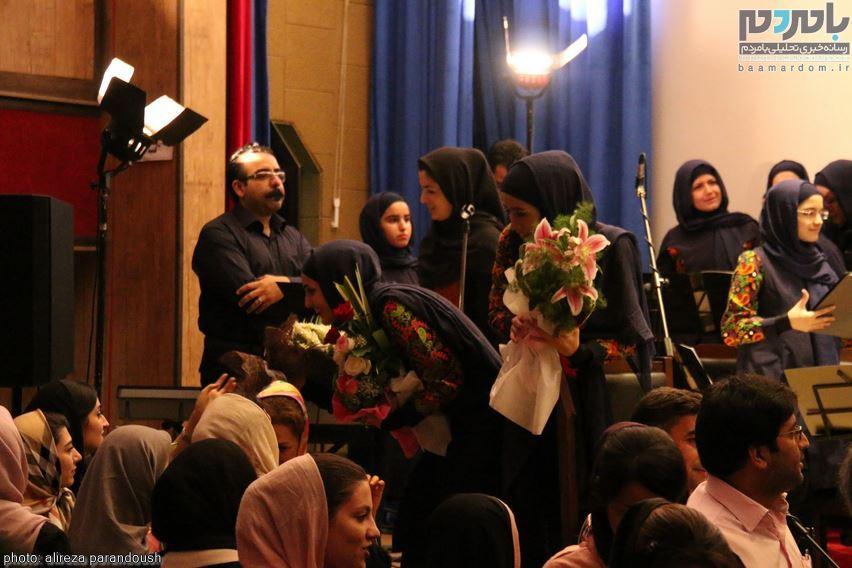 اولین ارکستر شرق گیلان در لاهیجان 81 - اولین ارکستر شرق گیلان در لاهیجان برگزار شد