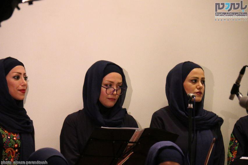 اولین ارکستر شرق گیلان در لاهیجان 9 - اولین ارکستر شرق گیلان در لاهیجان برگزار شد