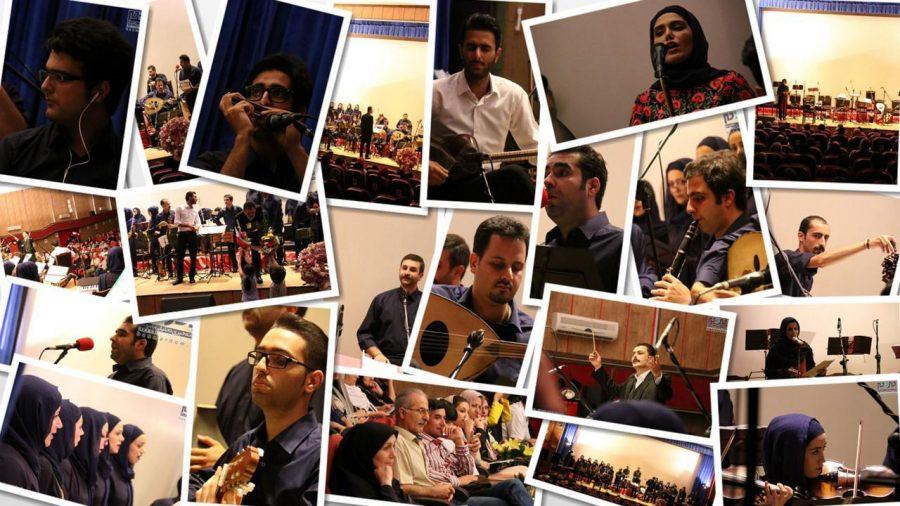 اولین ارکستر شرق گیلان - اولین ارکستر شرق گیلان در لاهیجان برگزار شد