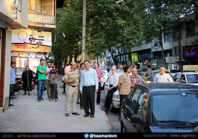 بازسازی صحنه سرقت طلافروشی توسط سارقان 4 - بازسازی صحنه سرقت طلافروشی توسط سارقان در لاهیجان + تصاویر