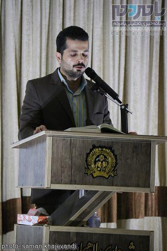 تجلیل از خبرنگاران لاهیجان 1 - مراسم تجلیل از خبرنگاران و فعالان عرصه اطلاعرسانی در لاهیجان