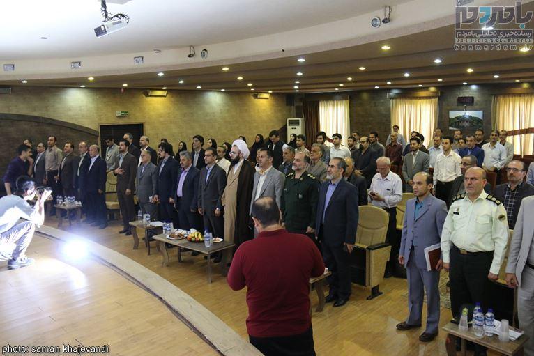 تجلیل از خبرنگاران لاهیجان 10 - مراسم تجلیل از خبرنگاران و فعالان عرصه اطلاعرسانی در لاهیجان