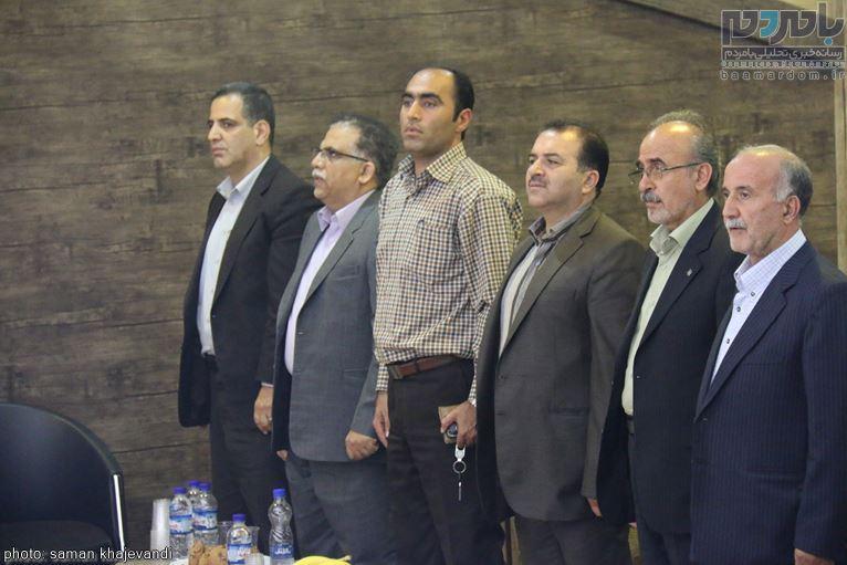 تجلیل از خبرنگاران لاهیجان 11 - مراسم تجلیل از خبرنگاران و فعالان عرصه اطلاعرسانی در لاهیجان