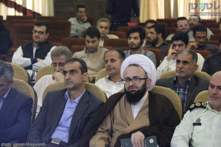 تجلیل از خبرنگاران لاهیجان 17 - مراسم تجلیل از خبرنگاران و فعالان عرصه اطلاعرسانی در لاهیجان