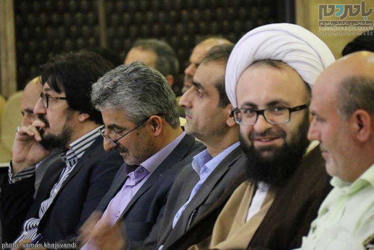 تجلیل از خبرنگاران لاهیجان 18 - مراسم تجلیل از خبرنگاران و فعالان عرصه اطلاعرسانی در لاهیجان