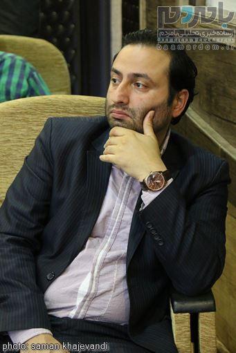 تجلیل از خبرنگاران لاهیجان 2 - مراسم تجلیل از خبرنگاران و فعالان عرصه اطلاعرسانی در لاهیجان