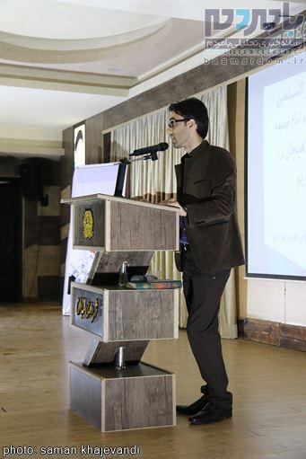 تجلیل از خبرنگاران لاهیجان 24 - مراسم تجلیل از خبرنگاران و فعالان عرصه اطلاعرسانی در لاهیجان