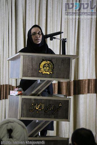 تجلیل از خبرنگاران لاهیجان 26 - مراسم تجلیل از خبرنگاران و فعالان عرصه اطلاعرسانی در لاهیجان