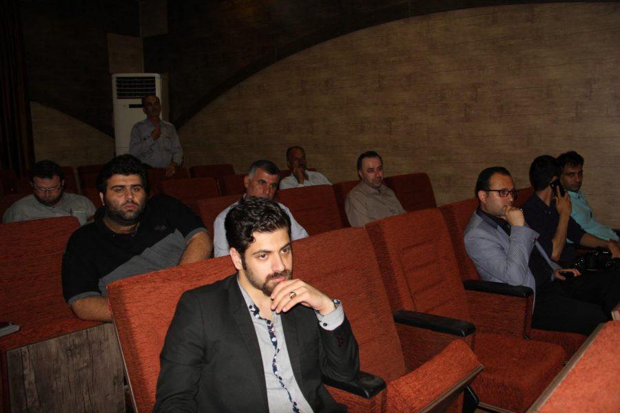 تجلیل از خبرنگاران لاهیجان 3 1 - مراسم تجلیل از خبرنگاران و فعالان عرصه اطلاعرسانی در لاهیجان