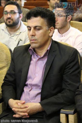 تجلیل از خبرنگاران لاهیجان 3 - مراسم تجلیل از خبرنگاران و فعالان عرصه اطلاعرسانی در لاهیجان