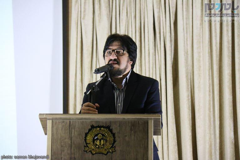 تجلیل از خبرنگاران لاهیجان 33 - مراسم تجلیل از خبرنگاران و فعالان عرصه اطلاعرسانی در لاهیجان