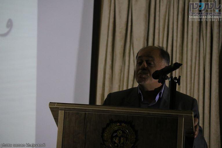 تجلیل از خبرنگاران لاهیجان 34 - مراسم تجلیل از خبرنگاران و فعالان عرصه اطلاعرسانی در لاهیجان