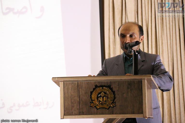تجلیل از خبرنگاران لاهیجان 35 - مراسم تجلیل از خبرنگاران و فعالان عرصه اطلاعرسانی در لاهیجان
