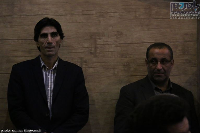 تجلیل از خبرنگاران لاهیجان 39 - مراسم تجلیل از خبرنگاران و فعالان عرصه اطلاعرسانی در لاهیجان