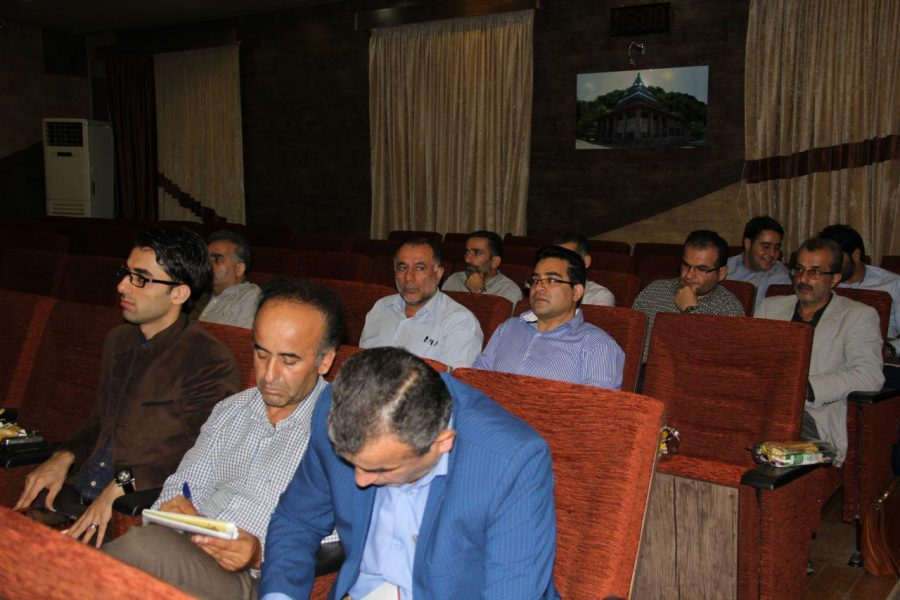 تجلیل از خبرنگاران لاهیجان 4 1 - مراسم تجلیل از خبرنگاران و فعالان عرصه اطلاعرسانی در لاهیجان
