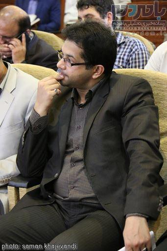 تجلیل از خبرنگاران لاهیجان 4 - مراسم تجلیل از خبرنگاران و فعالان عرصه اطلاعرسانی در لاهیجان