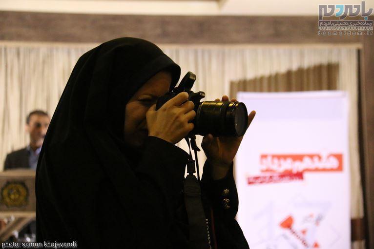 تجلیل از خبرنگاران لاهیجان 40 - مراسم تجلیل از خبرنگاران و فعالان عرصه اطلاعرسانی در لاهیجان