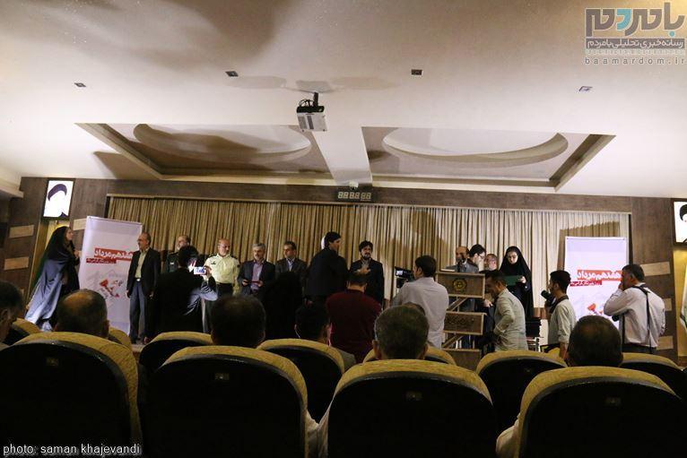 تجلیل از خبرنگاران لاهیجان 43 - مراسم تجلیل از خبرنگاران و فعالان عرصه اطلاعرسانی در لاهیجان