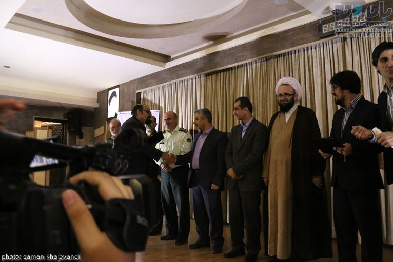 تجلیل از خبرنگاران لاهیجان 46 - مراسم تجلیل از خبرنگاران و فعالان عرصه اطلاعرسانی در لاهیجان