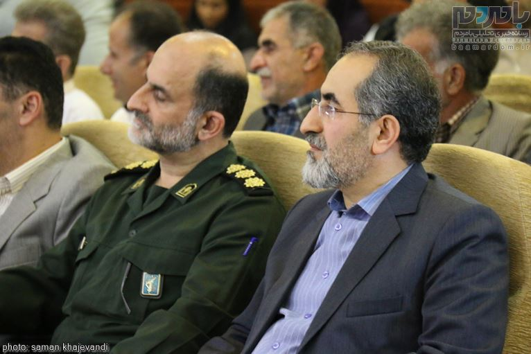 تجلیل از خبرنگاران لاهیجان 7 - مراسم تجلیل از خبرنگاران و فعالان عرصه اطلاعرسانی در لاهیجان