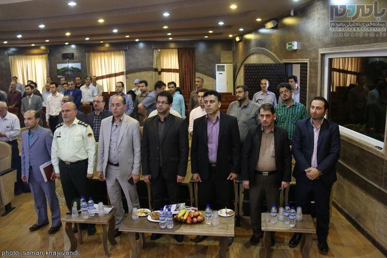 تجلیل از خبرنگاران لاهیجان 9 - مراسم تجلیل از خبرنگاران و فعالان عرصه اطلاعرسانی در لاهیجان