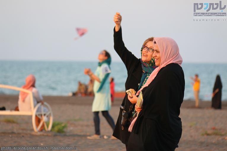 برگزاری جشنواره ملی دریای خزر در ساحل لاهیجان