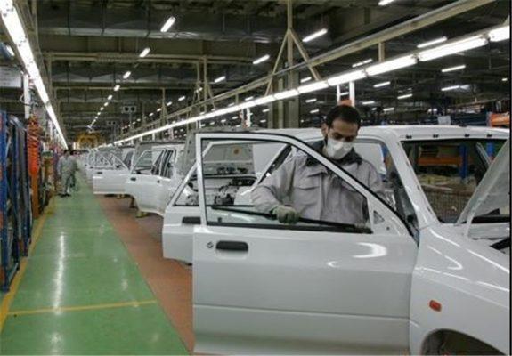 خودرو 575x400 - تولید ۲۵ خودرو متوقف شد + اسامی