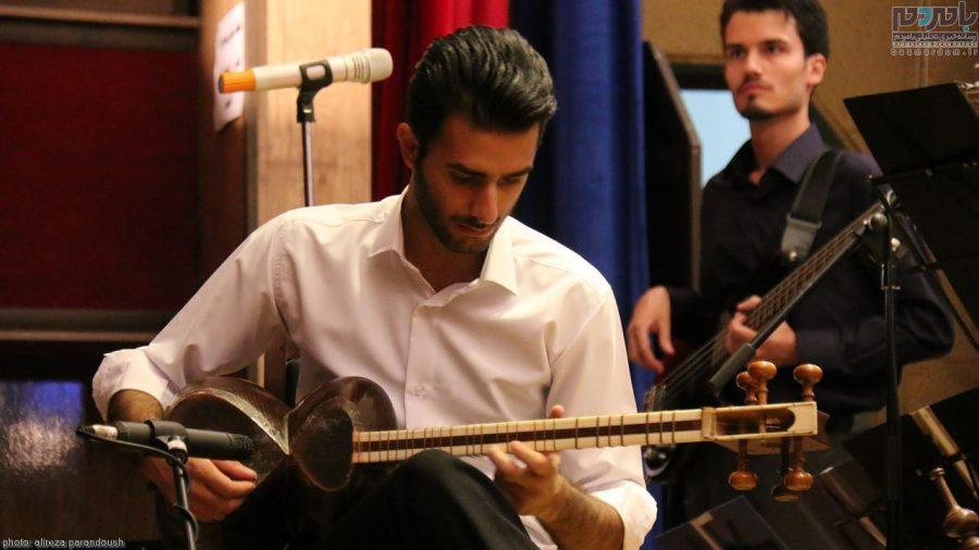 دومین شب اجرای ارکستر شرق گیلان برگزار شد + گزارش تصویری