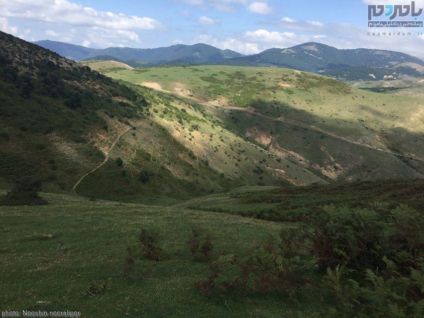 شاه نشین دیلمان 1 - زیباییهای منطقه شاهنشین دیلمان