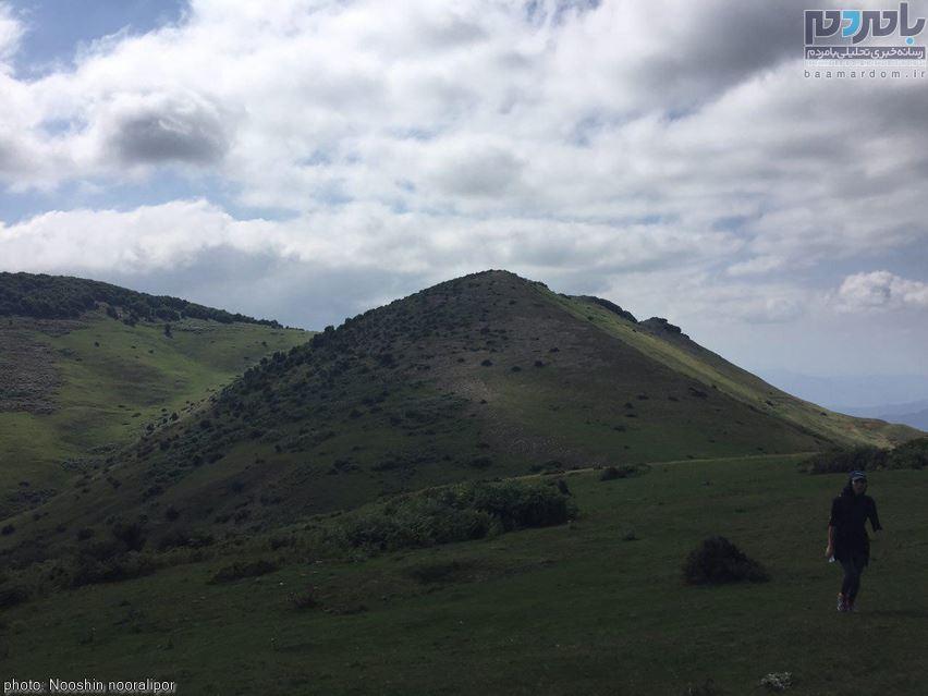 شاه نشین دیلمان 2 - زیباییهای منطقه شاهنشین دیلمان